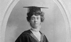 photo of Royal Holloway alumna and suffragette, Emily Wilding Davison